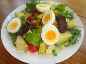 Beefed up Biltong Salad