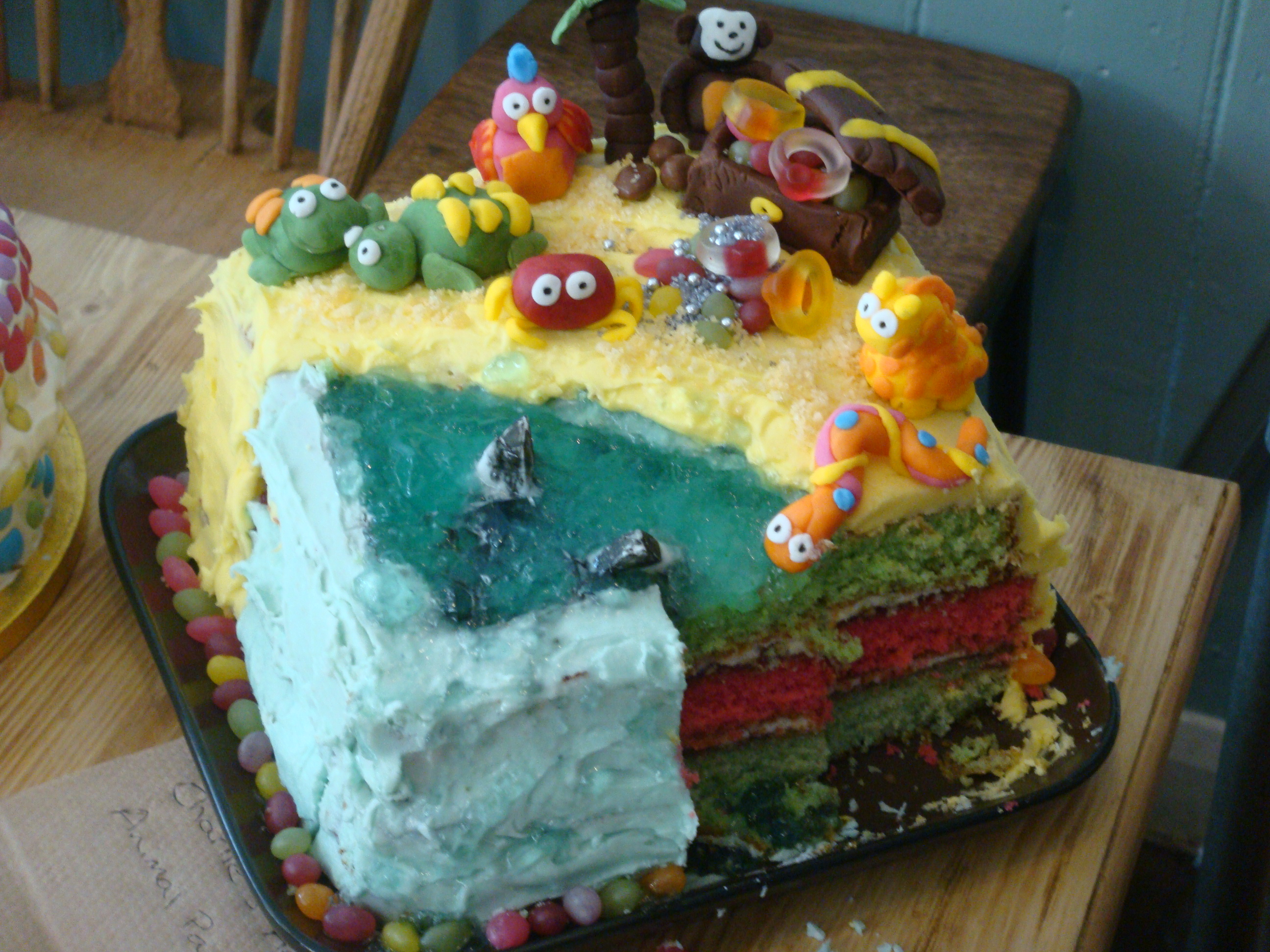 Charlies Angel Cakes